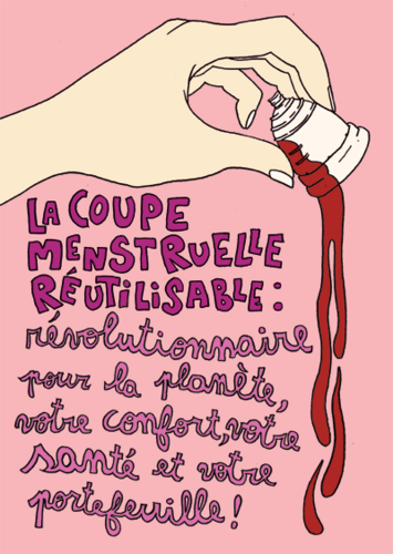 La coupe menstruelle selon Léa (blog de Léanarchie)