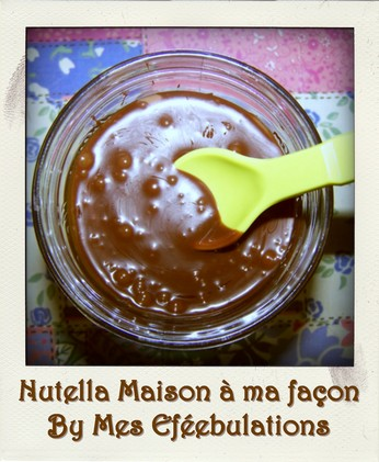 nutella by mes elfeebulations