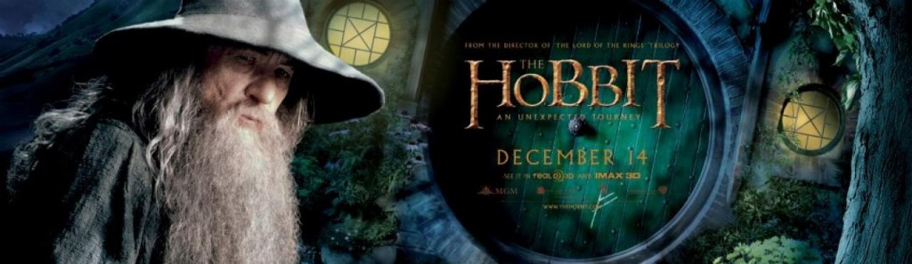Bilbo le Hobbit: un voyage inattendu dans ELFEEBULATIONS the-hobbit-gandalf-affiche